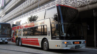 宮城交通「フォレスト号」3850