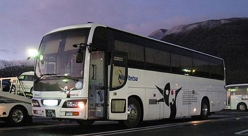 西日本鉄道「どんたく号」乗車記(2007年12月乗車分)