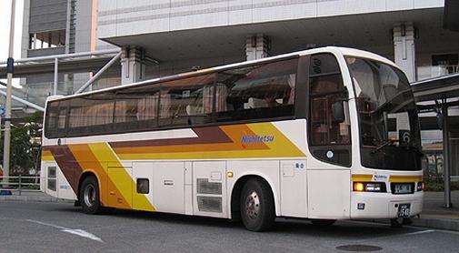 西鉄高速バス「さぬきエクスプレス福岡号」乗車記(2007年12月乗車分)