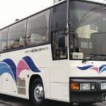 大分交通「ぶんご号」初代専用車 西工SD-Ⅱ