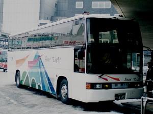 阿寒バス「スターライト釧路号」・645