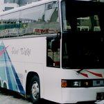 阿寒バス「スターライト釧路号」日野グランジェット
