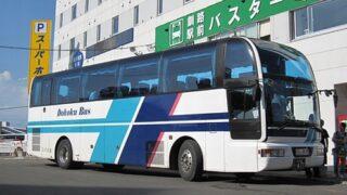 道北バス「サンライズ旭川釧路号」・671 アイキャッチ