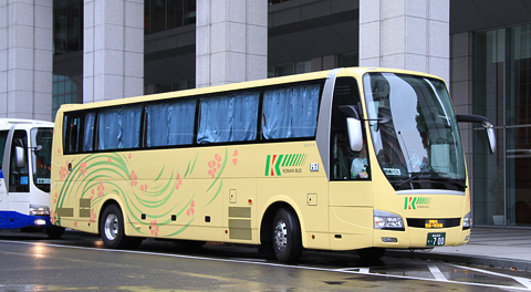 弘南バス「津輕号」 レギュラーシート乗車記
