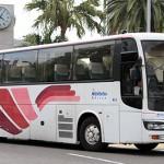 西鉄高速バス「フェニックス号」各停便乗車記(2011年5月乗車分)