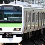 JR東日本「山手線 E231系500番台」