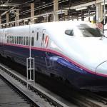 JR東日本 E2系新幹線電車「はやて」
