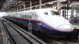 JR東日本 E2系「はやて」(H23.05.15) 盛岡駅にて