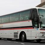 一畑バス「くにびき号」昼行便 三菱エアロクイーンⅠ