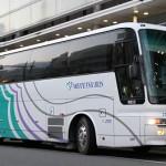名鉄バス「名古屋~松山線」乗車記(2012年1月分)
