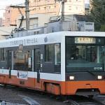 伊予鉄道の路面電車「松山市内線」