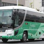 京都駅八条口で見かけた夜行高速バス達
