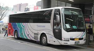 名鉄バス 新宿線 2378