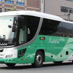 近鉄バスの夜行バス「オランダ号」乗車記