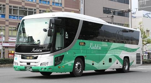 近鉄バス「オランダ号」 乗車記(2012年1月乗車分)