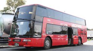 JR九州バス「福岡山口ライナー」2952 吉志PAにて