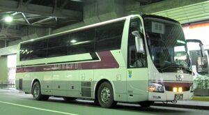阪急バス 大阪・京都~池袋線 2435