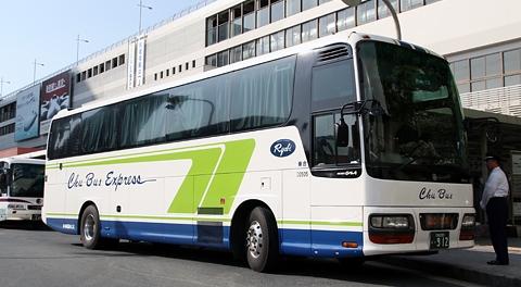 中国バス「メイプルハーバー」 乗車記(2012年5月乗車分)