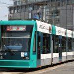 広島電鉄5000形電車「グリーンムーバー」