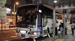 西鉄高速バス「さぬきEXP福岡号」 3802 高松改札中(H23.05.08)