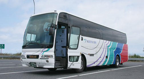 名鉄バス「名古屋~松山線」乗車記(2012年10月乗車分)