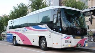西日本JRバス「北陸ドリーム名古屋2号」・221