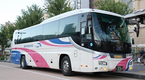 西日本JRバス「北陸ドリーム名古屋2号」「北陸道昼特急名古屋1号」