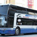名古屋駅新幹線口で見かけた夜行高速バス(JR東海バス編)
