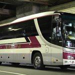 阪急観光バス「ロマン長崎号」日野セレガHD