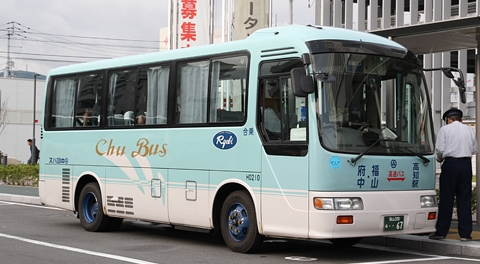 中国バス「オーシャンライナー」日野リエッセ