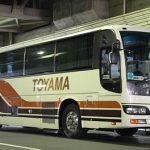 富山地方鉄道「富山~大阪線」日産スペースアロー