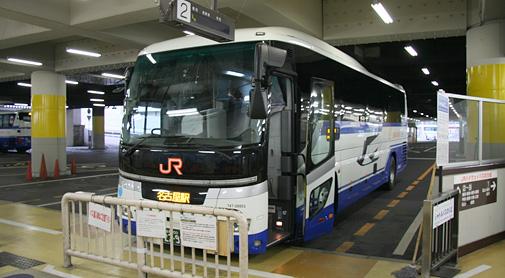 JR東海バス「北陸ドリーム名古屋2号」 乗車記