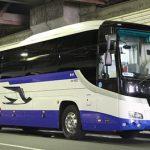 中国JRバス「くにびき号」夜行便 いすゞガーラHD
