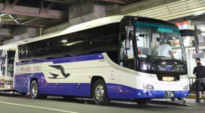 中国JRバス「くにびき号」夜行便 ・394