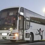 西鉄高速バス「さぬきエクスプレス福岡号」乗車記(2012年10月乗車分)
