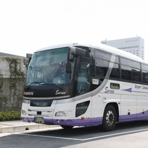 南海バス 関空リムジン「Sorae」岡山線 1358 アイキャッチ