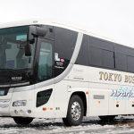 東京バス様主催「FANBUS バス工場と珍しいバス訪問ツアー」に参加してきました。