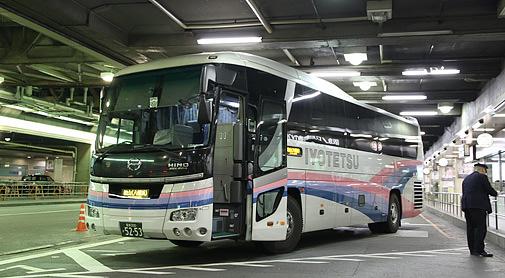 伊予鉄道「オレンジライナーえひめ号」夜行便乗車記