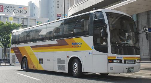 西鉄高速バス「道後エクスプレスふくおか号」乗車記