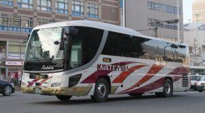 近鉄バス「あそくま号」2583