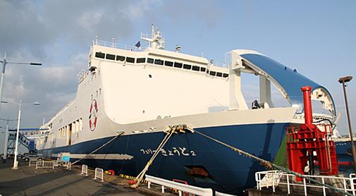 名門大洋フェリー「フェリーきょうと2」&ウィラー大阪南港FT線 乗船乗車記