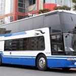 JR東海バス「オリーブ松山号」 三菱エアロキング