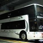 西日本JRバス「プレミアムドリーム2号」乗車記(2008年乗車分)