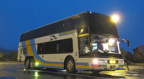 JR四国バス「ドリーム高知号」・214 プレミアムシート車