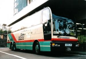 林田バス「サザンクロス」新7S