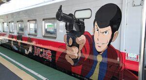 JR北海道 キハ54 522 ルパン列車 海側サイド アイキャッチ