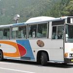 黒岩観光バスとJR土讃線・土佐電で高知へ向う旅