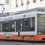 伊予鉄道の松山市内線「モハ2100形」を見てみる