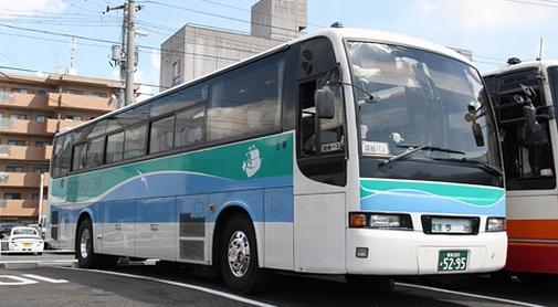 瀬戸内運輸「しまなみライナー」福山今治線 5295 アイキャッチ