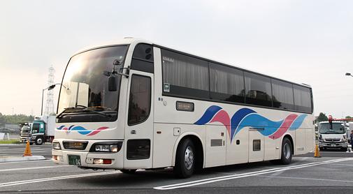 大分交通の名古屋~別府・大分線「ぶんご号」